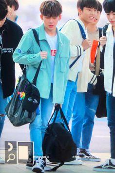 Yoshi, Hyun Suk, Fandom, Treasure Boxes, Coat, Kpop, Silver, Sewing Coat, Peacoats