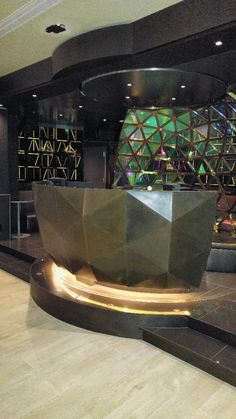 DJ Booth In Lobby/Solomon&Wu | W Hotel New York