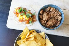 Crock-Potrecept – Lindas Mathörna Tacos, Mexican, Beef, Goa, Crock Pot, Ethnic Recipes, Meat, Slow Cooker, Crockpot