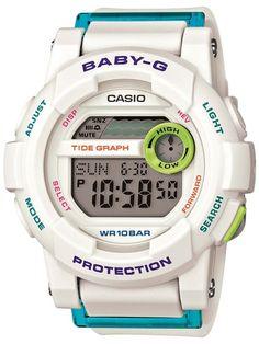 Jam Tangan Wanita Casio Baby-G Tide Graph Casio G Shock Watches 8c73970d8e