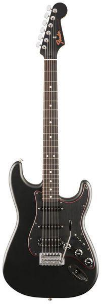 Fender Special Edition Strat Noir HSS