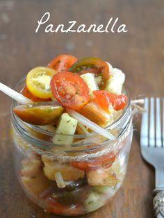 Cuuking! Recetas de cocina: Panzanella #PonUnaEnsalada