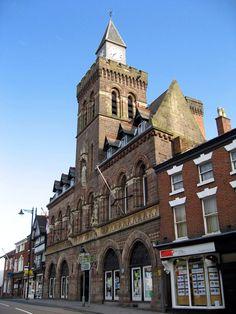 Congleton Town Hall