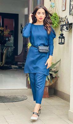 Beautiful Pakistani Dresses, Sajal Ali, Girls Dress Up, Pakistani Actress, Celebs, Celebrities, Beauty Queens, Designer Dresses, Peplum Dress
