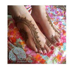 design, henna, and tattoo image