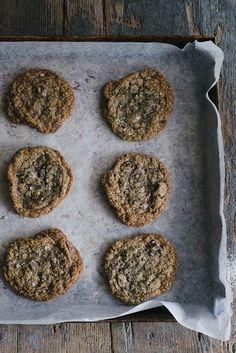 multigrain chocolate chip cookies