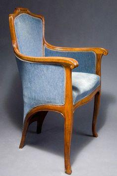 Armchair by Edouard Colonna