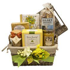 Tea Time Treasures  | Gourmet Gift Basket | SavoryPantry.com