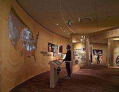 The GRAMMY Museum exhibition design
