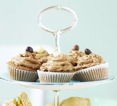 Little coffee cakes