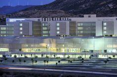New University Hospital Santa Lucia Cartagena, Spain / Casa Solo arquitectos