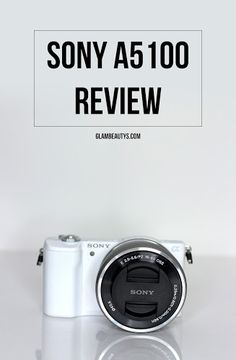 Sony A5100 | Review perfect blogging camera