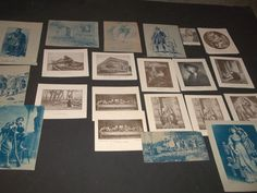 Lot 28 Perry Prints & Blue print Art Holy Sight Helping Hand Last Supper Madonna