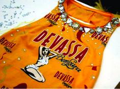 Abadá Customizado no Carnaval! - Fashion Frisson - Fashion Frisson http://www.fashionfrisson.com/abada-customizado-carnaval/