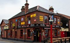 Beer PUb of the Year--Fat Cat in Norwich Norfolk