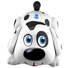 Electronic Pet Dog. Harry responds to touch with fun puppy activities, chasing, songs, and dog sounds.
