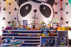 Decoração Original: Urso Panda