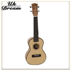 72.21$  Buy here - http://aliysq.worldwells.pw/go.php?t=32522467110 - Guitar 23-inch Full Zebra-no Wooden Guitar Musical Instruments Closed Knob Ukulele Small Guitar Classic 4 String UC-52A The New 72.21$