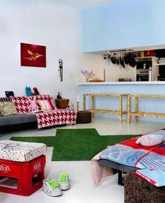 at home, Studio Aandacht
