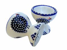 Guinea Fowl Egg Cup Just In Time For Christmas!  #guineafowl #eggcup #southafrica #capetown
