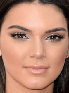 Trendy Makeup For Teens Kylie Jenner 64 Ideas Kendall Jenner Maquillaje, Kendall Jenner Makeup, Kylie Jenner, Fresh Makeup, Simple Makeup, Dior Beauty, Beauty Makeup, American Music Awards 2014, Classic Eyeliner