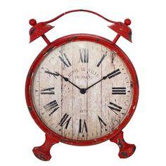 De Ville Table Clock.