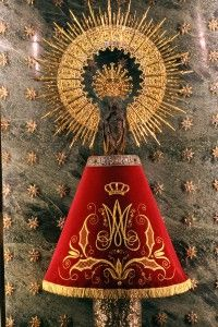 Virgin of Pilar, Basilica de Nuestra Senora del Pilar, Zaragoza, Spain