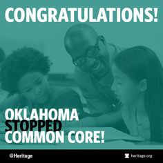 Your Phone Calls Did It! Oklahoma Governor Signs Bill Ending Common Core!