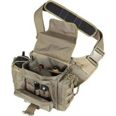Maxpedition Jumbo E.D.C. Versipack, great for concealed carry and EDC everyday carry.