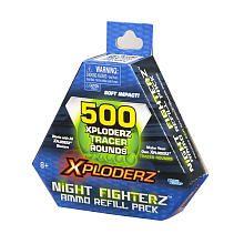 Xploderz Night Fighterz Ammo Refill 500-Pack