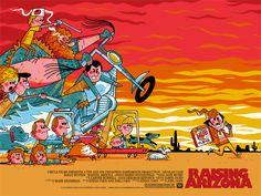 """Raising Arizona"" by Andrew Kolb"