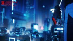 Comme prévu, Electronic Arts et Dice ont présenté officiellement Mirror's Edge Catalyst lors de leur conférence de presse. Cette suite prévue pour le 25 Février prochain sur Playstation 4, Xbox One et Pc nous plongera dans les origines de Faith qui a l'air toujours aussi habille lorsqu'il s'agit de sauter de toit en toit sur son terrain de jeu qu'est la ville de Glass.