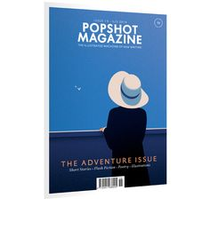 The Issues — Popshot Magazine