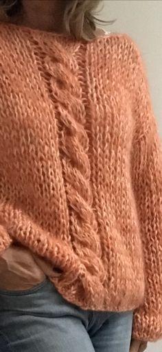 Knitwearlabel PureMe - My WordPress Website Learn How To Knit, Knit Blazer, Couture, Cozy Sweaters, Sweater Weather, Knitting Projects, Winter Outfits, Knitwear, Knit Crochet