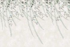 Sage Botanical Wallpaper | Little Crown Interiors Botanical Wallpaper, Damask Wallpaper, Nursery Wallpaper, Wallpaper Size, Pattern Wallpaper, Chinoiserie, Lush, Free Wallpaper Samples, Renaissance Artworks