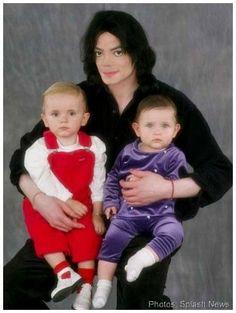 Michael Jackson, Prince & Paris