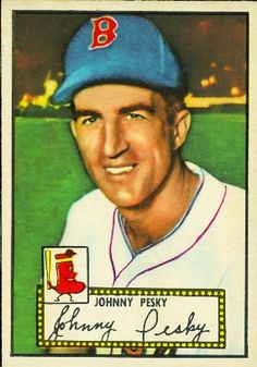 """Red Sox legend Johnny Pesky, namesake of Fenway Park's """"Pesky Pole"""", died August 13, 2012 at the age of 92. http://www.obitoftheday.com/post/29355220362/johnnypesky#"""
