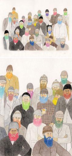 drawings by jay dart <3