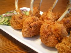 Easy Chicken Lollipop Cooking Recipe | PinoyCookBook