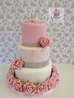 Sweet 16 - by Sweet @ CakesDecor.com - cake decorating website