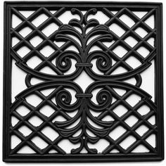@Overstock - Rubber Trivet Square Stepping Stones (Set of 3) - Made of heavy-duty natural rubber, these stepping stones are durable, resist fading, mold and mildew and won't crack or buckle. Stepping stones are a beautiful way to create a pathway to your flowerbeds, or use as a trivet for your flower pots.    http://www.overstock.com/Home-Garden/Rubber-Trivet-Square-Stepping-Stones-Set-of-3/7316025/product.html?CID=214117  $35.99