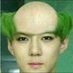 sehun my lord ( Exo Memes, Funny Kpop Memes, Meme Faces, Funny Faces, K Pop, Sehun Vivi, Exo Stickers, Exo Concert, Derp