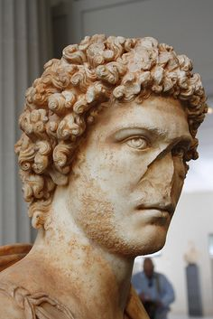 A roman marble