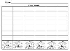Aloha Kindergarten!: Fall kindergarten-october-activities