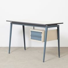 Writing desk from the sixties by unknown designer for Marko Holland