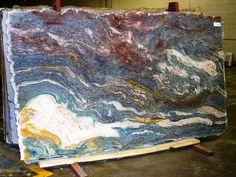 dalis dream slab granite This would be awesome for a large center island