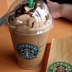 Starbucks has a secret menu??? I am going to have to try that Samoas Frappuccino!