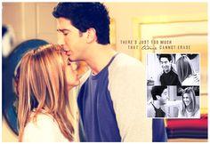 Ross and Rachel <3
