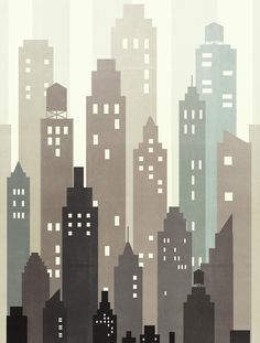 Cityscape Wallpaper, Cityscape Art, Landscape Wallpaper, Landscape Illustration, Illustration Art, Ramadan Poster, Digital Art Beginner, Pottery Painting Designs, Principles Of Art