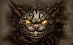 Alice Madness Returns Cheshire Cat American Mcgee's Alice High Definition Wallpaper